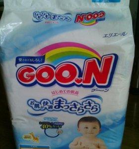 Goon подгузники памперсы