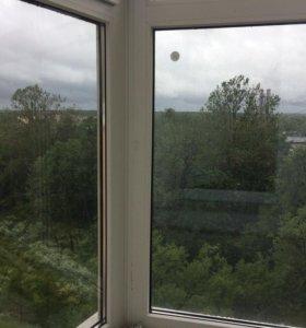 Окна от стеклопакета 6 шт.
