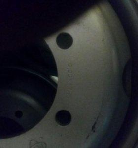 5 дисков на авто ТАТА