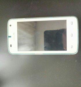 Смартфон 2 симкарты phillips полностью рабочий