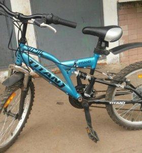 Титан велосипед