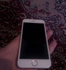 iPhones rose gold 6s 16gb