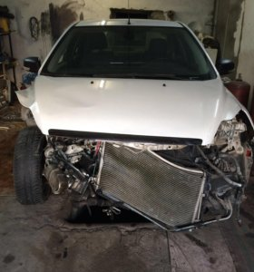 Форд фокус 2 2009 год, дизель, механика
