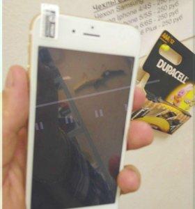Новый Iphone 6 (S) с гарантией