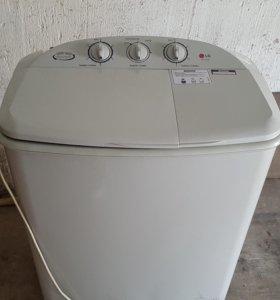 Стиральная машинка LG полуавтомат