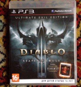 Игра Diablo 3 для PS3