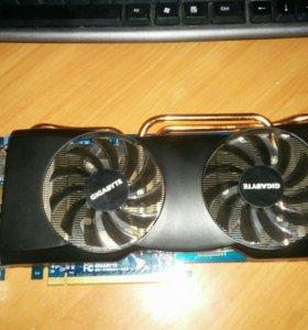 Видеокарта Radeon HD 5850 1GB Ram