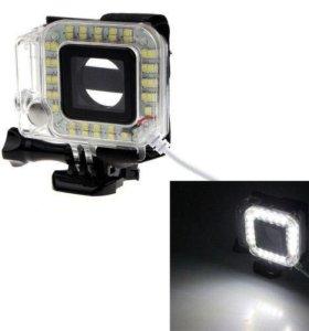 Диодная рамка для экшн-камеры