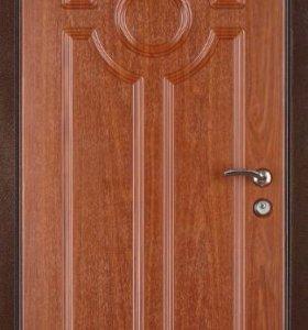 Входная дверь мдф пвх