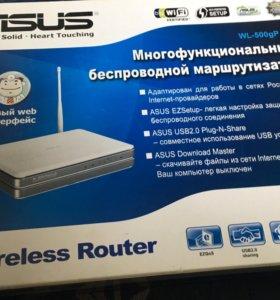 Роутер ASUS ML 500G Premium V2