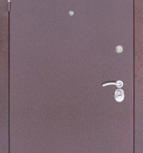 Входная дверь уличная