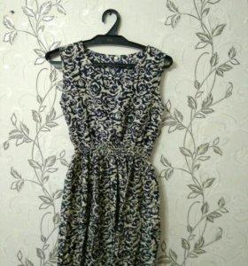 Летнее платье для худенькой девушки :-)