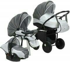 Детская коляска Tutis Zippy Silver Plus New (3 в 1