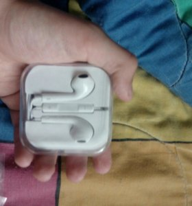 Наушники от iphone 7