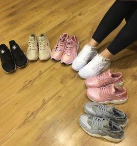 Кроссовки женские Nike Huarache оригинал