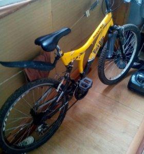 Велосипед Phantom Black One