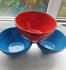 глубокие чашки