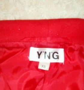 Пальто, Y.N.G, 42 размер