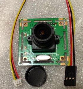 "Камера для FPV 1/3"" SONY CCD фокус 3,6 мм"