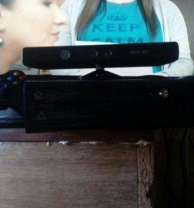 X Box 360 + Kinect