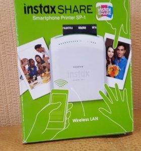 Instax Share фотопринтер