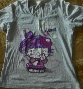Новая футболка от Elle girl