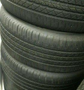 Шины Bridgestone 265/50R20