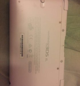 Nintendo 3ds xl прошитая