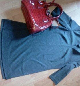 Платье-туника 44