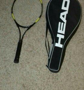 Ракетка для тенниса и чехол