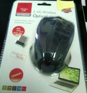 Компьютерная Мышь без проводная