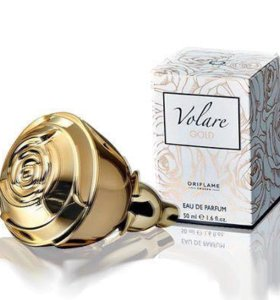 Парфюмерная вода Oriflame Volare Gold