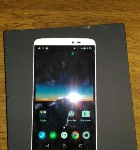 Новый смартфон, экран 6 дюймов