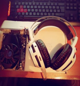 Наушник dexp alfarius 7.1 звук и видекарту and 2