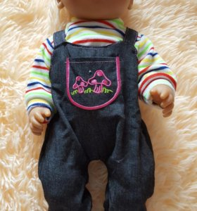 Одежда для кукол 43 см