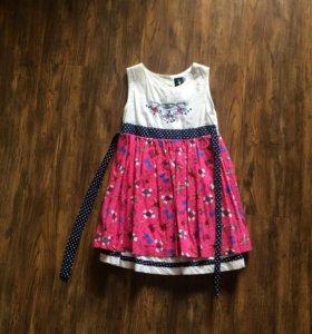 Платье для девочки 4 года