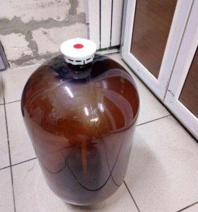 ПЭТ-кега 30 литров