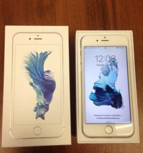 iPhone 6s Silver 16 ГБ