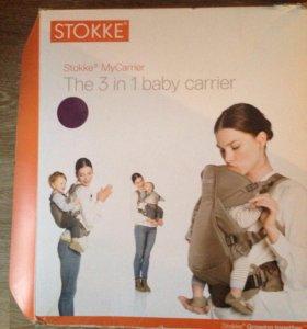 Рюкзак-переноска STOKKY