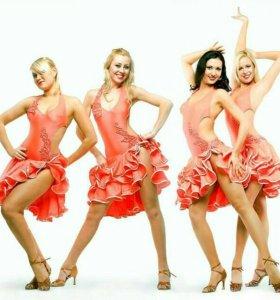 Пошив одежды для танцевальных коллективов