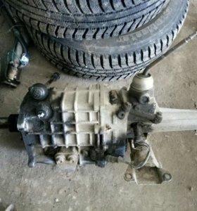 Коробка передач с ГАЗ-31105