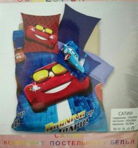 Детское постельное белье в наличии