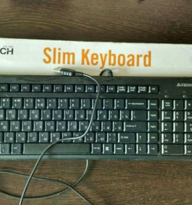 Клавиатура А4TECH