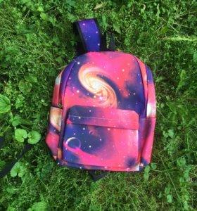 Космический рюкзак. Рюкзак космос