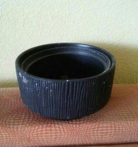 Керамическое кашпо
