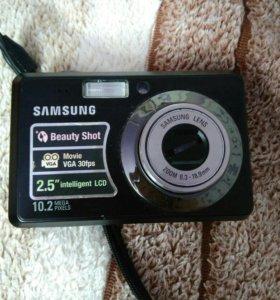 Фотоаппарат сломанный