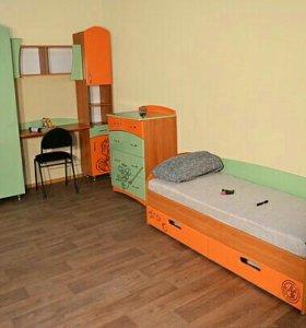 Детский набор мебели МАКС-2 ФИКСИКИ кровать,комод,