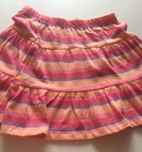 летняя юбка ,134 рост