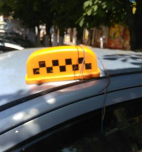 Гребешок такси