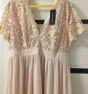 Платье новое 52-54